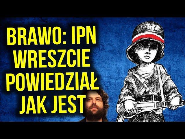 """BRAWO! Oświadczenie IPN """"kasuje"""" Izrael i USA. Prawda za Polską i Morawieckim. Niemcy winni."""