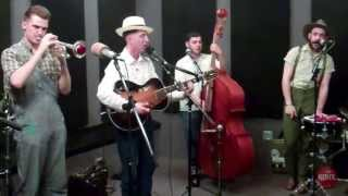 "Pokey LaFarge ""Bowlegged Woman"" Live at KDHX 5/29/13"