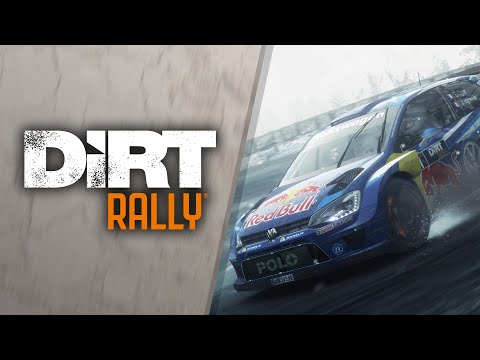 DiRT Rally Daily Challenge With WRC Driver Kevin Abbring