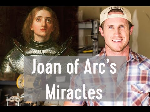 5 Miracles of Joan of Arc