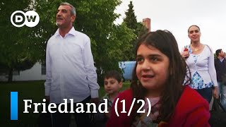 Germany's refugee safe haven - transit camp Friedland (1/2) | DW Documentary