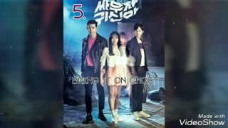 Video Top 5 Best fantasy Korean Drama 2016-2017 download MP3, 3GP, MP4, WEBM, AVI, FLV September 2017