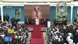 Rencontre à Trujillo avec les prêtres, religieux, séminaristes