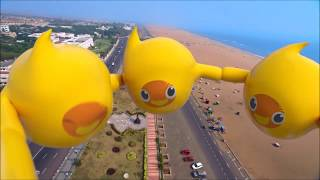 Nippon  - CSK ad Yellow Podu Whistle podu -  Brilliant !!!!
