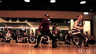Dee & Ami (KING&QUEEN OF SWAG) Shawnna - Shake That Shit / VASTE DANCE CENTRE (Taipei)