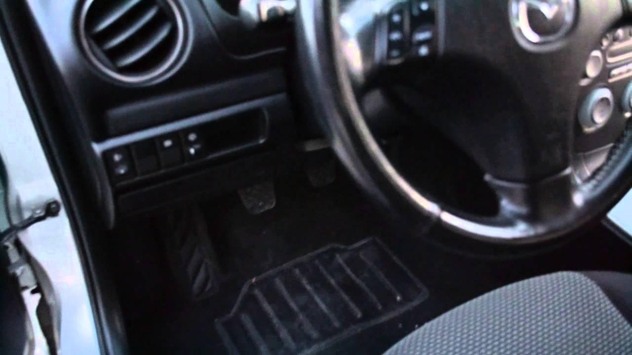 Mazda 3 Service Manual: InputTurbine Speed Sensor Inspection FS5 A EL