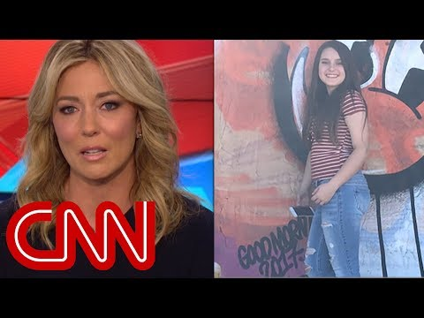 Brooke Baldwin tears up reading Parkland mom's note to daughter