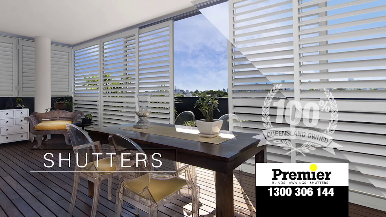 Premier Blinds Awnings Shutters