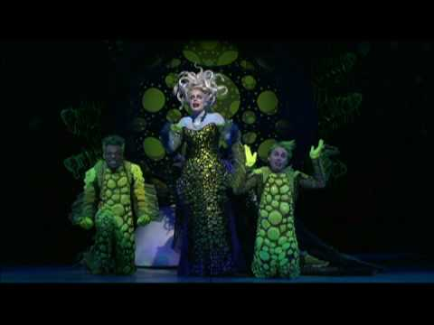 """Poor Unfortunate Souls"" from Disney's THE LITTLE MERMAID on Broadway"