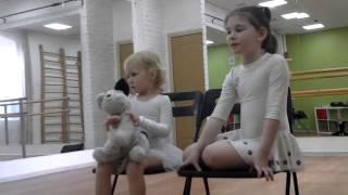 Новый #театр #танца #Дети урок актерского мастерства май (15 г)