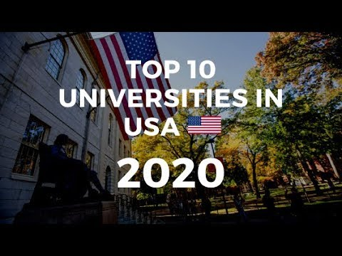 Top 10 Universities In The USA 2020- With Net Yearly Tuition Fees