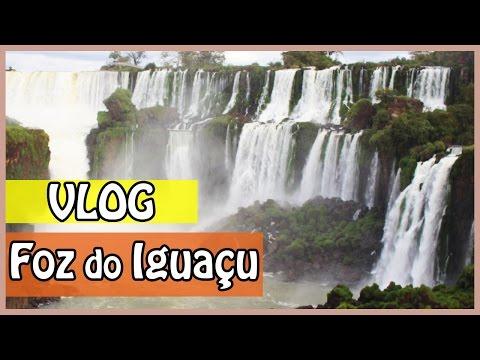 Vlog de Viagem: Foz do Iguaçu, Cataratas, Puerto Iguazu (Argentina) e Ciudad Del Este (Paraguai)