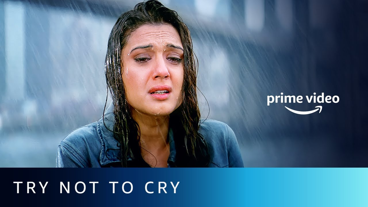 Try Not To Cry - July | Amazon Prime Video