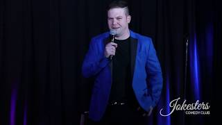 Jokesters TV - Tom Garland