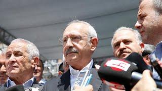 Kılıçdaroğlu: 251 şehidin kanının yerde kalmaması için FETÖ'nün siyasi ayağının aydınlatılması lazım