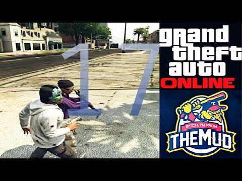 From The Mud to Gta #17 - Button Delay Cheese (Gta V Online)