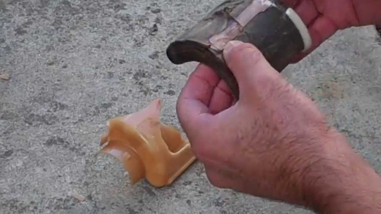 careful dissection of camry v6 fuel filter [ 1280 x 720 Pixel ]