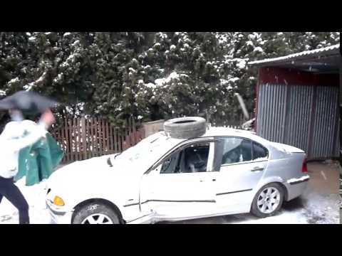 Niszczenie auta