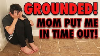Grounded! April Fools Prank Gone Wrong! Mom put me in Time Out!