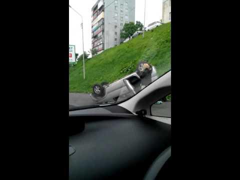 ДТП Владивостоке по улице Луговая