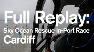 full replay sky ocean rescue in port race cardiff