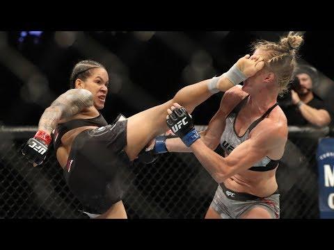 UFC 245: Top 5 Nocautes De Amanda Nunes