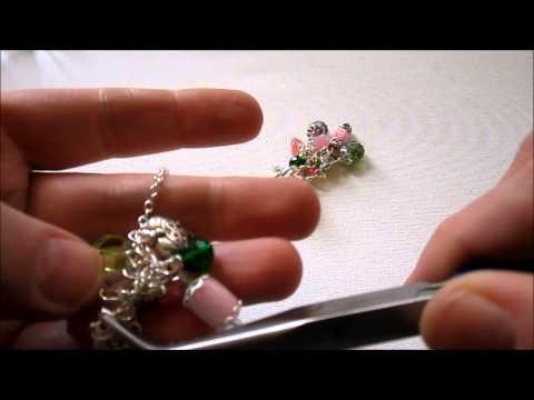 ECT TV Episode 8:  Garden Charm Necklace