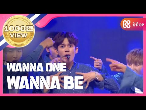 Show Champion EP.243 Wanna One - Wanna Be [워너원 - 워너비]