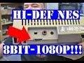 Hi-Def NES - Kevtris's 1080p HDMI mod kit is here!