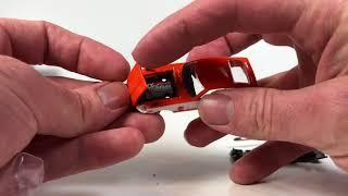 Assembling an M2 Model Kit Nissan/Datsun 240Z
