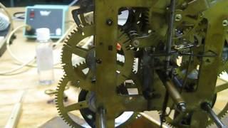 Mantle Clock Movement