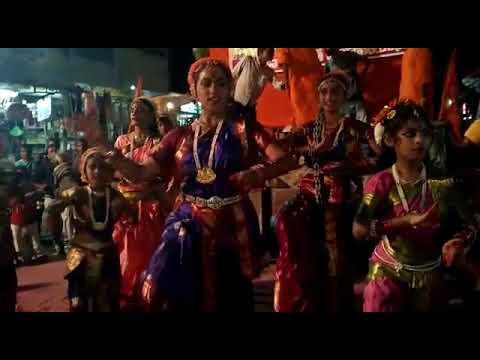 BRAHMANJALI KUCHIPUDI DANCE BY SAHITHI ACADEMY HZD