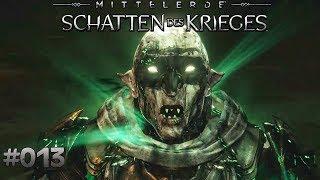 Mittelerde: Schatten des Krieges #013 - Sauron's Champion - Let's Play Mittelerde Deutsch / German