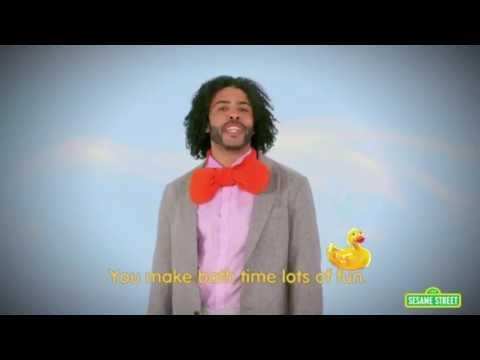 Jefferson sings Rubber Ducky but it