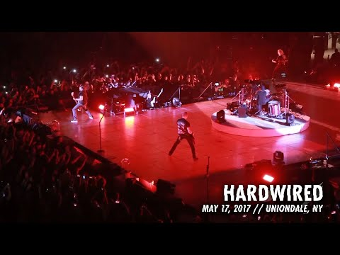 Metallica: Hardwired Uniondale, NY  May 17, 2017