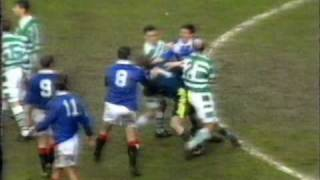 Celtic 0 - Rangers 1 - March 1997 - Hateley