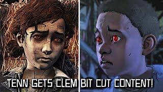 """Tenn Gets Clementine Bitten -  The Walking Dead:Season 4 Episode 4 """"Take us Back"""" - The Final Season"""