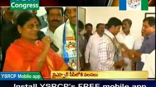 TDP Candidate For Kollapur Joins YSRCP