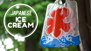 Japanese Ice Cream