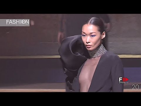 STEPHANE ROLLAND Fall 2018 Haute Couture Paris – Fashion Channel