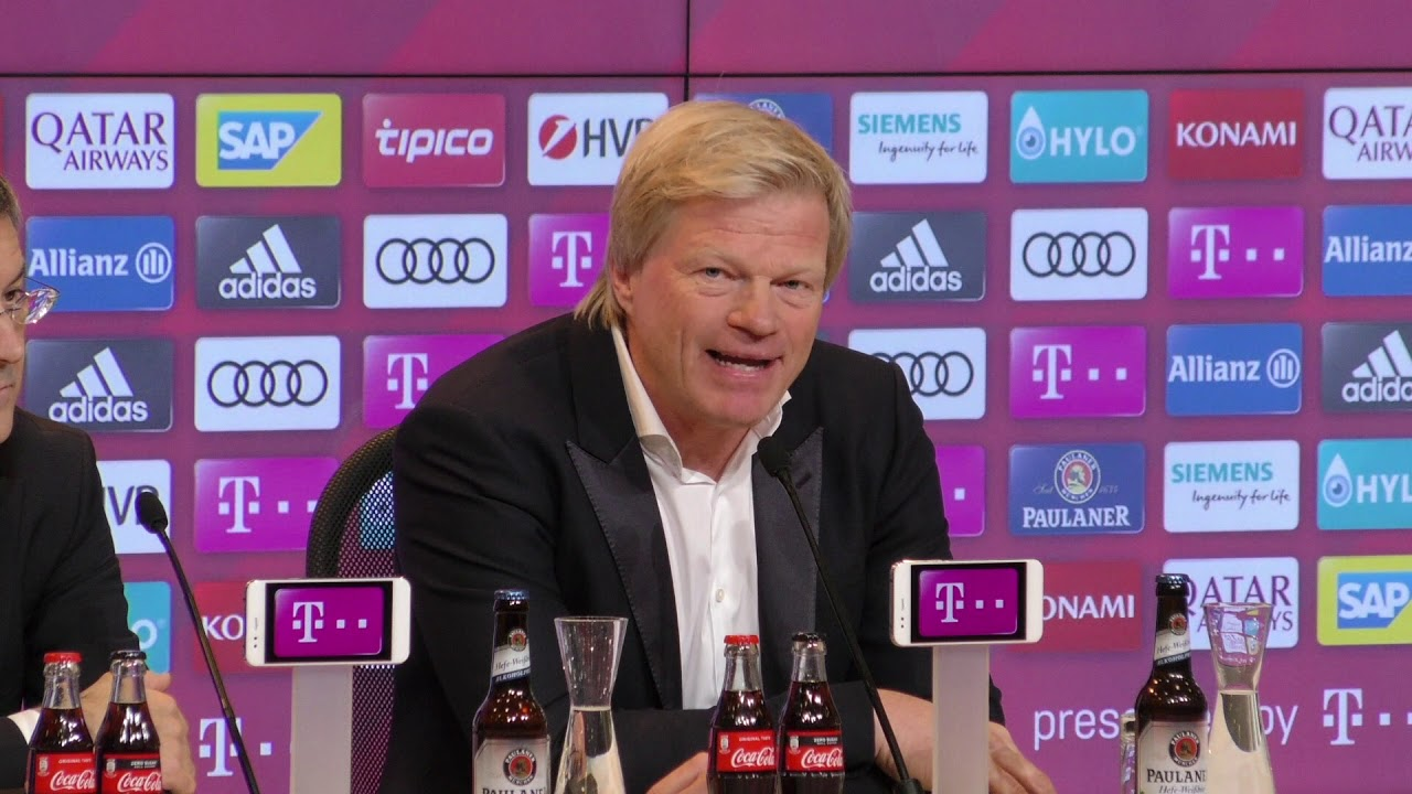 Fc Bayern Pressekonferenz