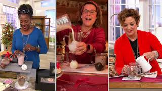 Chocolate Works 9-Piece Hot Chocolate Bombs in Gift Box on QVC