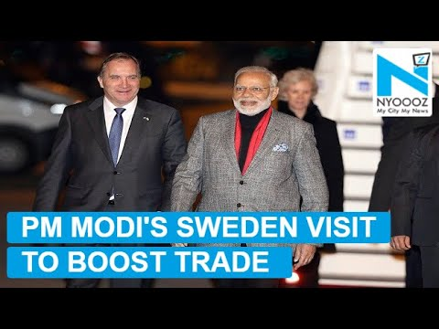 PM Modi's Sweden visit will boost business, bilateral ties