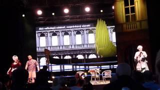 Viva Musica 2015 - KRÁĽ TEODOR V BENÁTKACH (veliteľ)