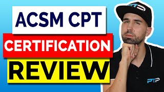 ACSM CPT Certification Review - Let