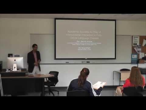 FCLCA 2015 | Broward College | Online Language Classes