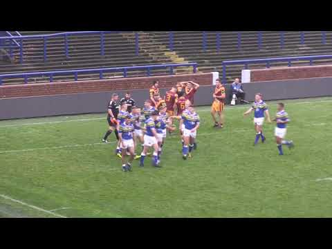NSW Country Under-18's V Leeds Rhinos