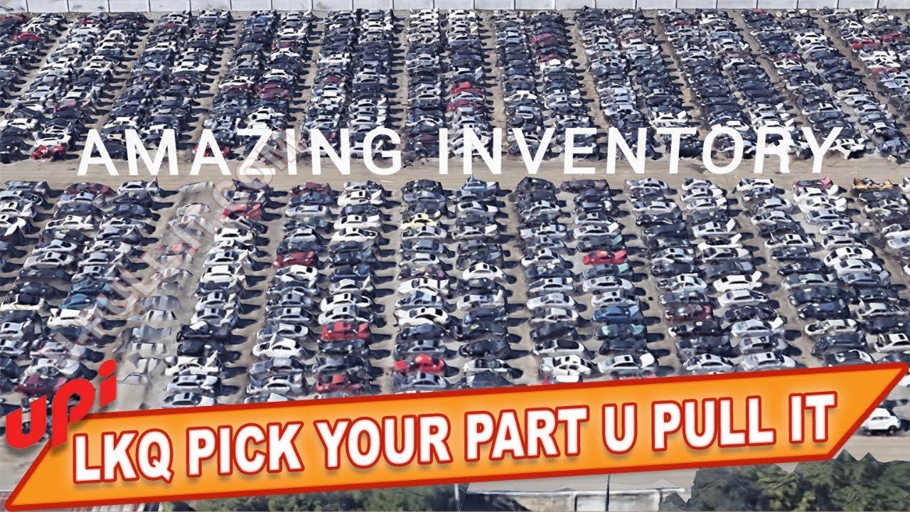 Junk Yards In Dayton Ohio >> Lkq Pick Your Part U Pull It Junkyard Inventory Of Junk Cars