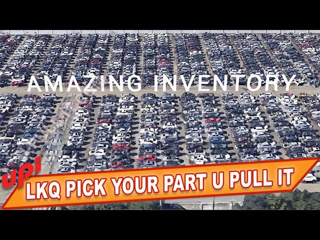 LKQ U PULL IT Fort Lauderdale - Used Auto Parts Supermarket