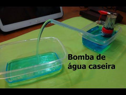 Como fazer uma bomba de gua caseira youtube for Bomba de agua manual